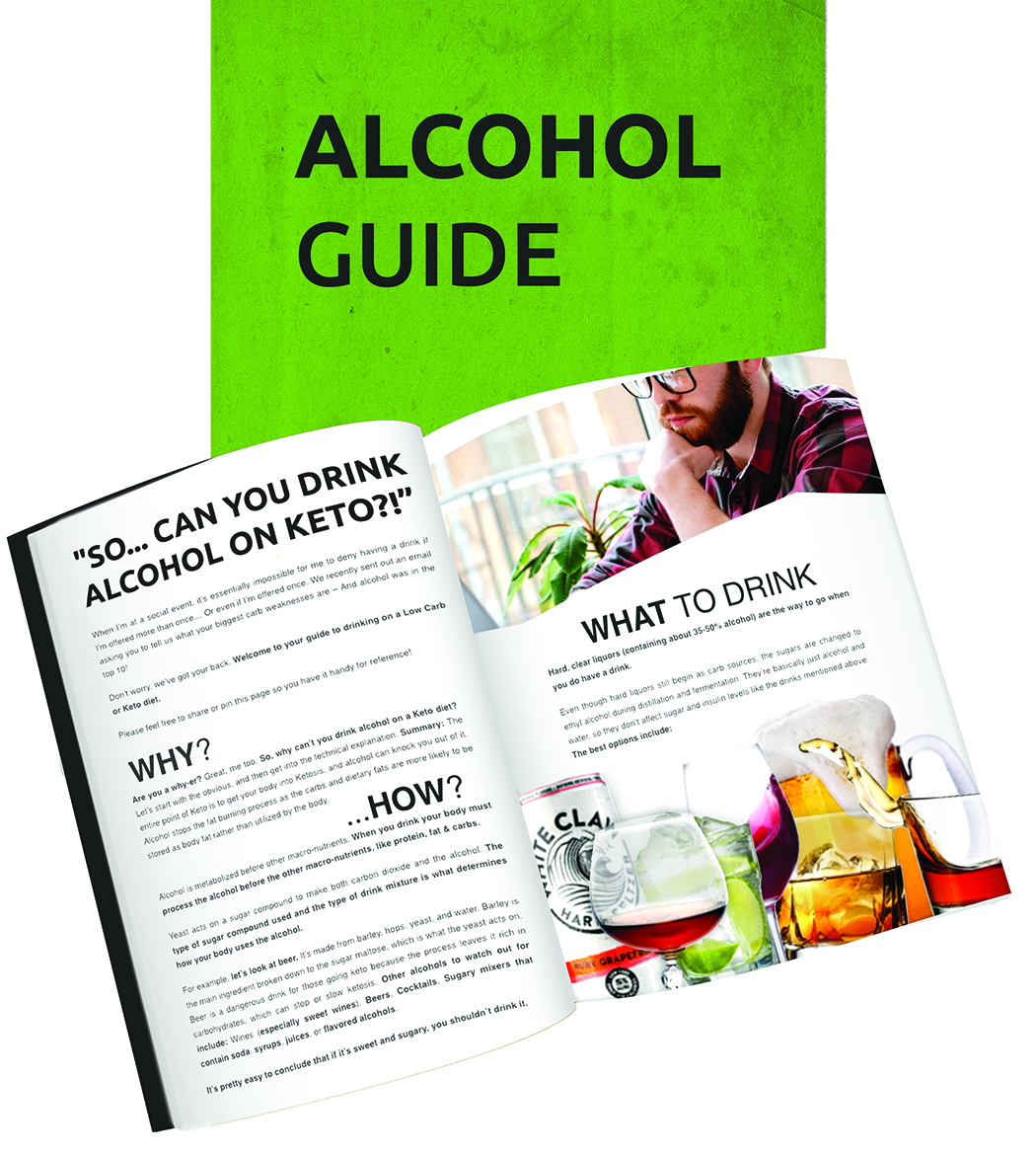 Low Carb Alcohol Options